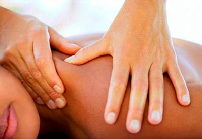 Placerville deep tissue massage